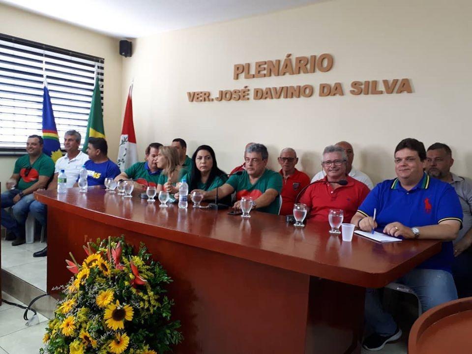 Em Jataúba, Fábio Mamão e Boy Ribeiro anunciam união