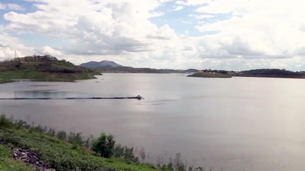 Açude de Boqueirão na PB recebe mais de 6 milhões de m³ de água em menos de 24 horas, diz Aesa