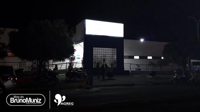 Jovem é baleado em São Domingos, distrito de Brejo
