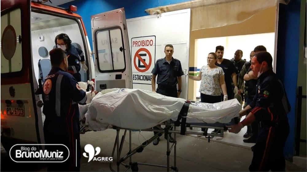 Jovem baleado em Brejo da Madre de Deus morre no HR, em Recife