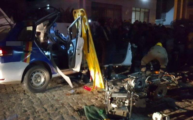 Sargento morre durante perseguição policial no Agreste