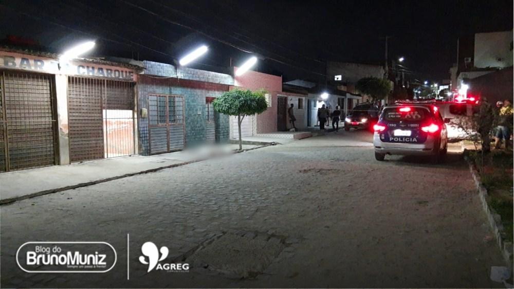 Segundo homicídio do ano é registrado em Santa Cruz do Capibaribe