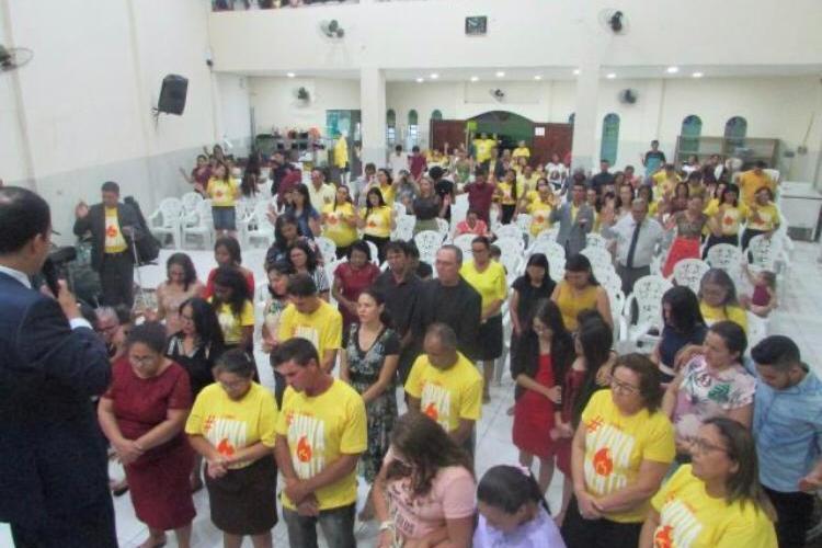 'Semana do Avivamento' movimenta fiéis na IAD Canaã, em Santa Cruz do Capibaribe