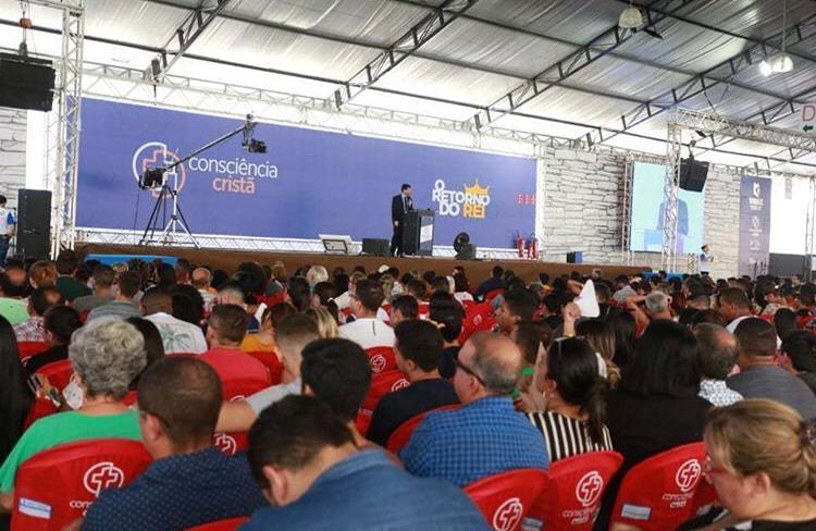 Consciência Cristã – Durante o carnaval, maior evento cristão da região ocorre em Campina Grande (PB)