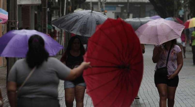 Confira os municípios onde mais choveu em Pernambuco nas últimas horas