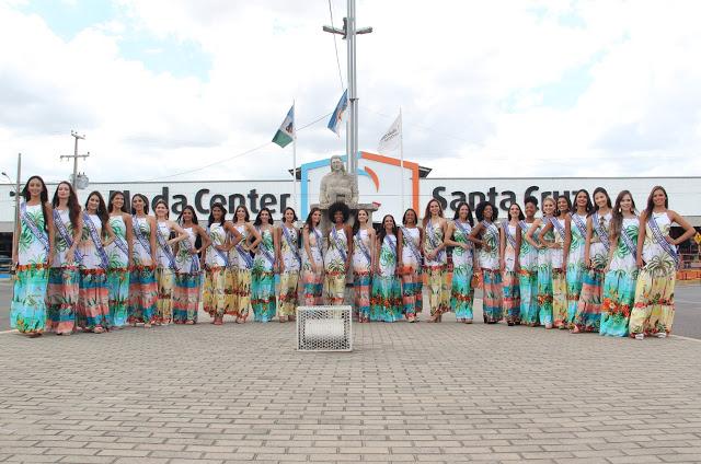 Moda Center recebe candidatas ao Miss Pernambuco 2020
