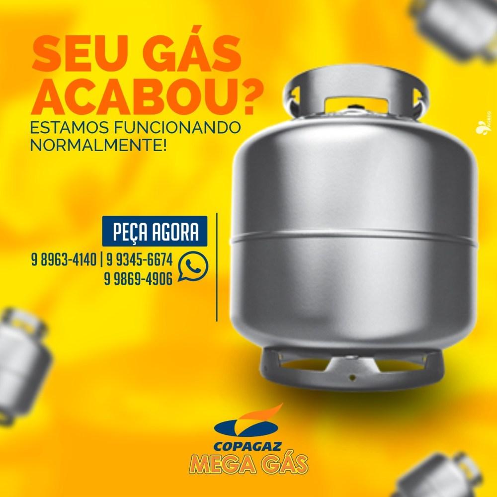 Mega Gás (Grande)