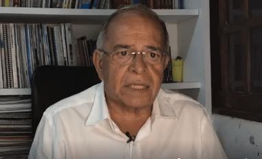 Em live, Fernando Aragão questiona gestão de Edson Vieira sobre valor de R$ 3,8 milhões obtidos após contrato com o Bradesco
