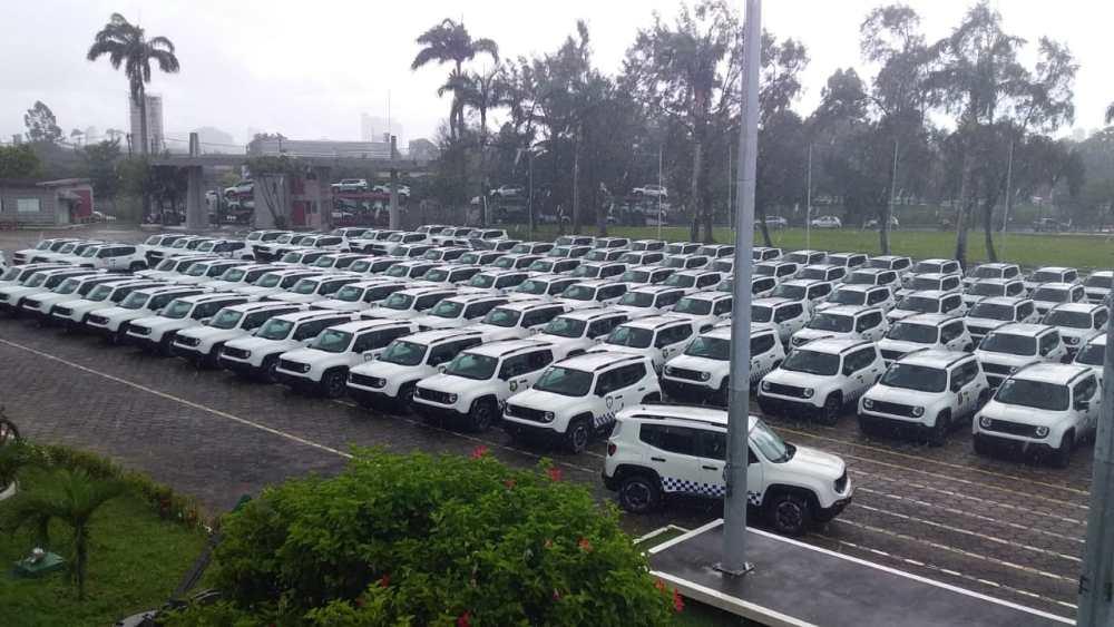 Santa Cruz do Capibaribe receberá 8 viaturas novas para Guarda Civil Municipal