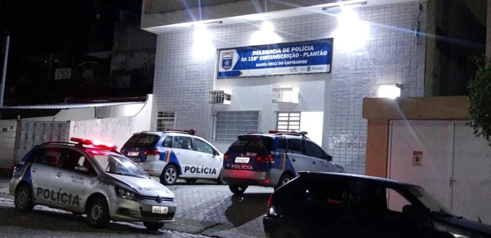 Supermercado é arrombado em Santa Cruz do Capibaribe