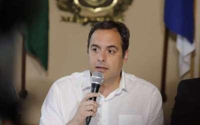Paulo Câmara apresenta plano de reabertura econômica aos prefeitos do Estado