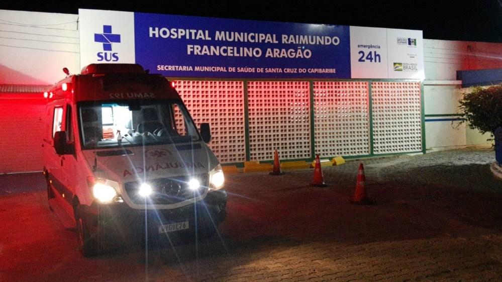 Imprudência gera mais um acidente no bairro São Miguel em Santa Cruz do Capibaribe