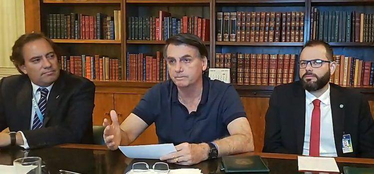 Bolsonaro confirma mais duas parcelas do auxílio emergencial