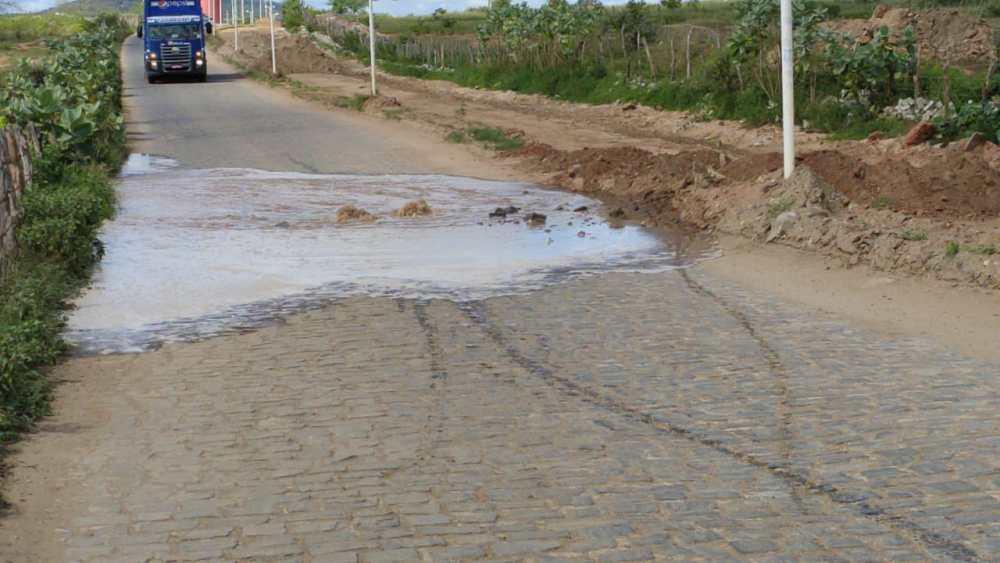 População de Malhada do Meio enfrenta problemas com infraestrutura