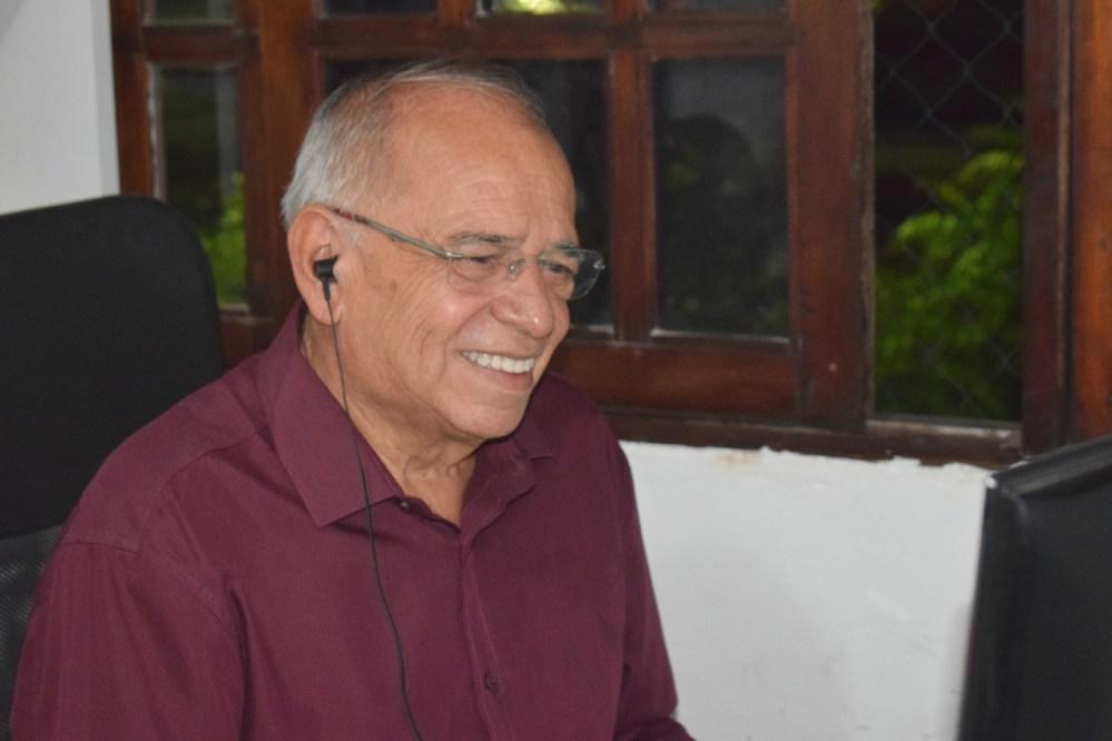 Fernando Aragão é diagnosticado com a Covid-19