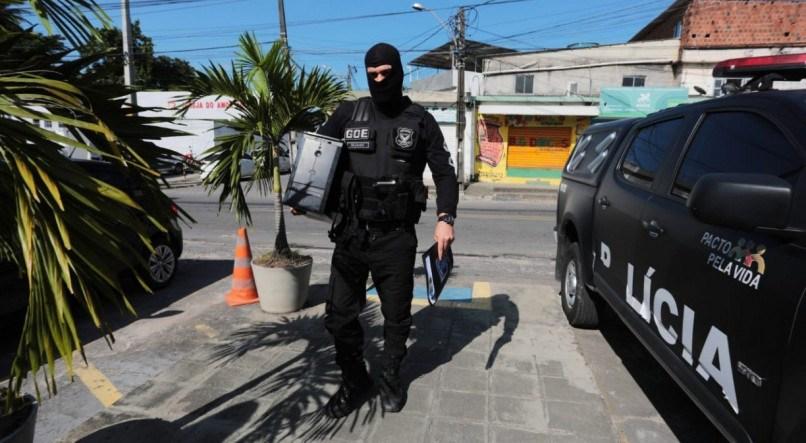 Operação em Pernambuco mira esquema de lavagem de dinheiro e sonegação fiscal em empresas do ramo têxtil
