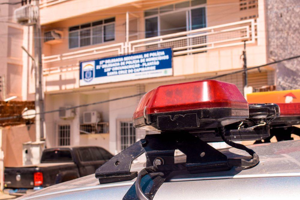 Homem é preso após ameaçar a própria mãe em Santa Cruz do Capibaribe