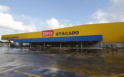 Novo Atacadão deve gerar cerca de 250 vagas de emprego em Santa Cruz
