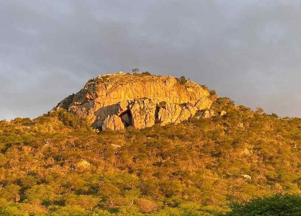 Santa Cruz do Capibaribe  Serra do Pará se torna monumento natural