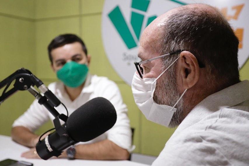 """""""Vamos copiar o governo Bolsonaro"""", diz Rui Medeiros ao reforçar apoio a pré-candidatura de Allan Carneiro"""