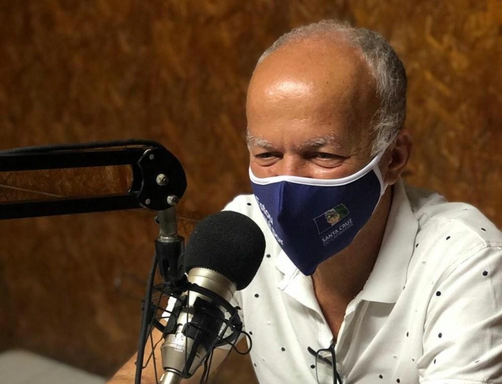 """""""É incontestável os avanços na saúde em Santa Cruz"""", diz Dr. Nanau"""