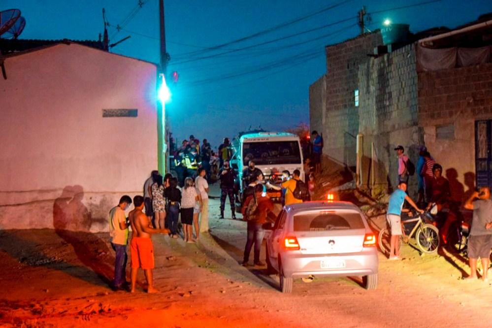 Homem morre após ser atropelado em via urbana de Santa Cruz do Capibaribe