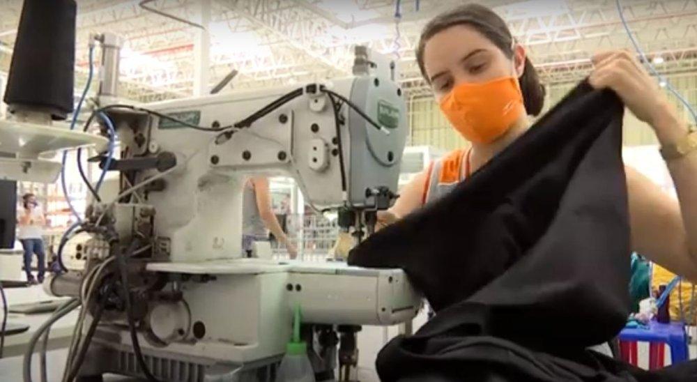 Costureiras e produtos estão em falta no Polo de Confecções