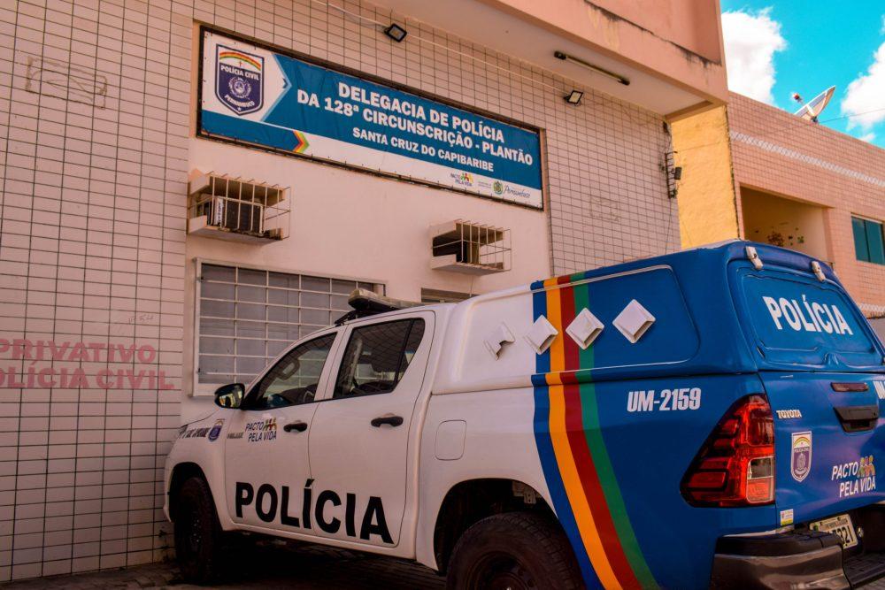 Polícia apreende drogas e uma balança em sítio de Santa Cruz do Capibaribe