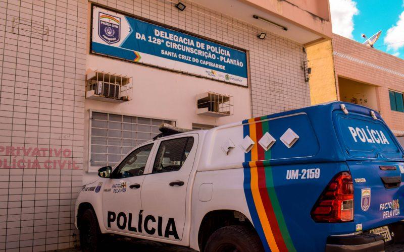 Homem bêbado é detido após ameaçar vizinho com uma faca no distrito de São Domingos, em Brejo