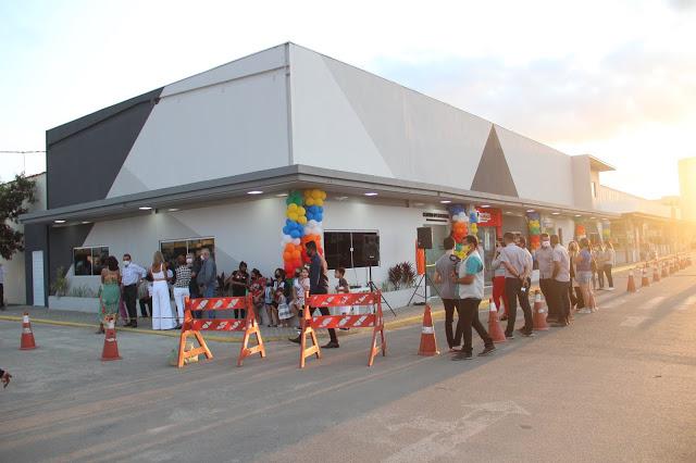 Centro Operacional do Moda Center Santa Cruz é inaugurado
