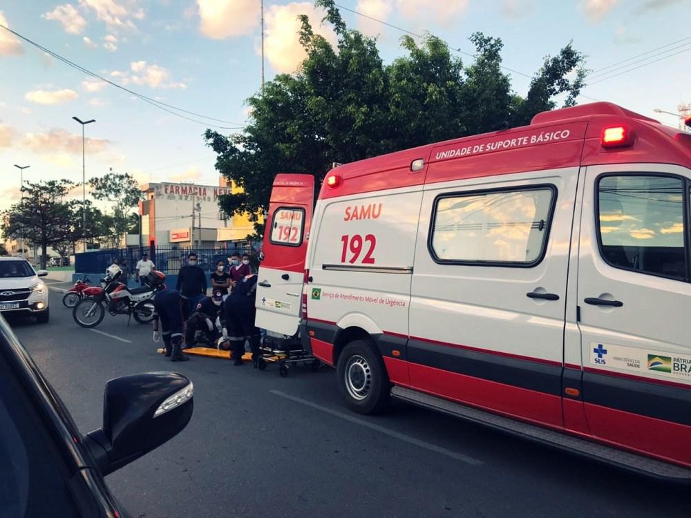 Acidente é registrado na 29 de Dezembro, em Santa Cruz do Capibaribe