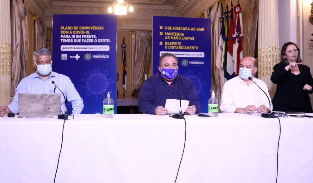 Pernambuco completa seis meses de enfrentamento à Covid-19 e números continuam em queda
