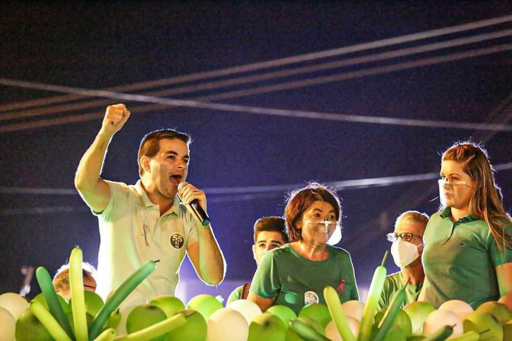Justiça Eleitoral proíbe Allan Carneiro de usar sistema fixo de som em comitê
