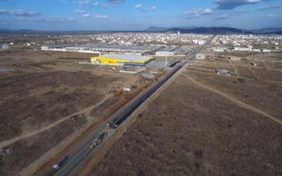 Moda Center solicita a autoridades e DER permanência do retorno da PE-160, em frente ao centro de compras