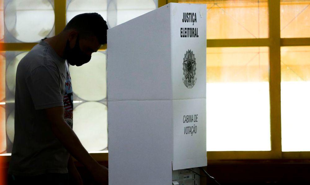 Até às 10h, 55 urnas foram substituídas em Pernambuco