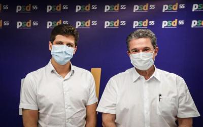 """""""João Campos é o que há de melhor nessa nova geração de políticos"""", sustenta André de Paula"""