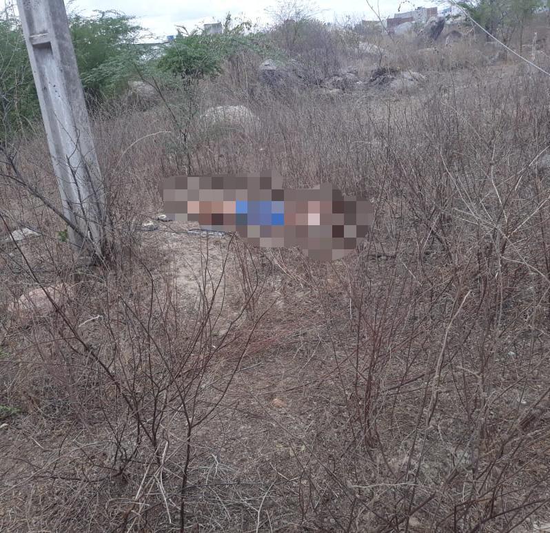 Adolescente morre após sofrer choque elétrico na Vila Augusta, em Brejo da Madre de Deus