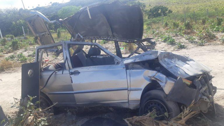 Acidentes matam 10 pessoas em rodovias federais e estaduais de Pernambuco no fim de semana