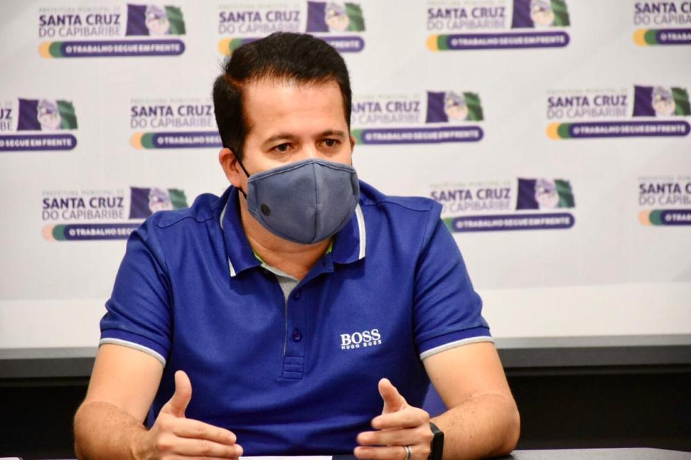 Edson Vieira testa positivo para Covid-19