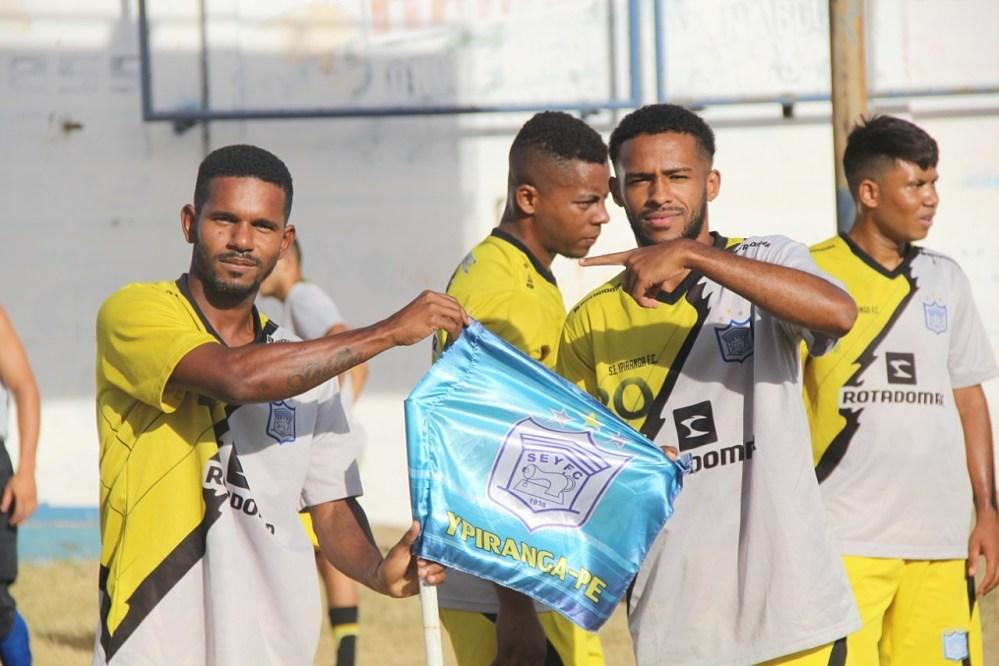 Em seu retorno ao Limeirão, Ypiranga se mostra confiante visando duelo contra o 1º de Maio