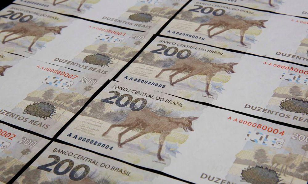 Notas de R$ 200 encalham e menos de 10% do prometido circulam na economia