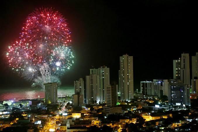 Prefeitura do Recife substituirá queima de fogos por espetáculo de luzes no Révellion