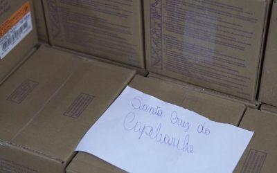 Santa Cruz do Capibaribe recebe 10 mil seringas para iniciar a vacinação contra a covid-19