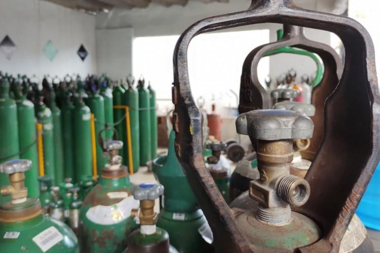 TCE pede informações a todos os município de Pernambuco  sobre nível de oxigênio em estoque