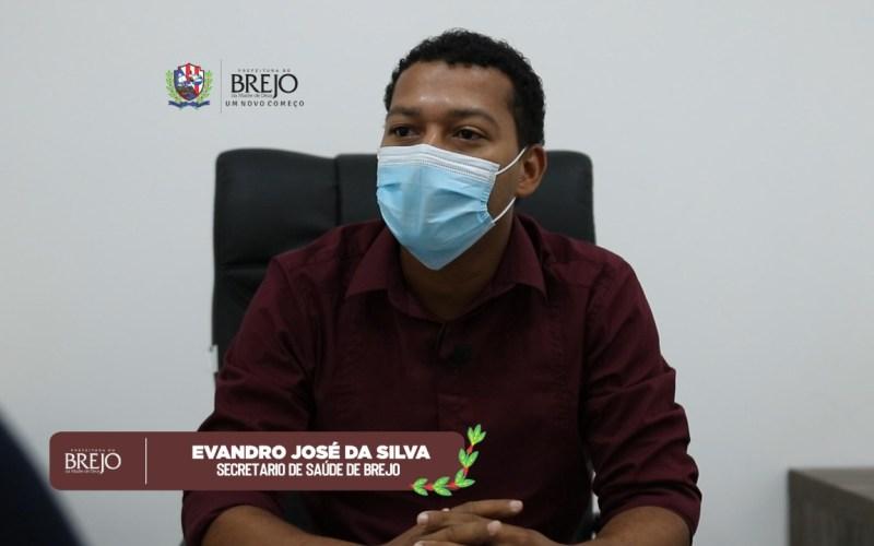 SECRETÁRIO DE SAÚDE ESCLARECE SITUAÇÃO DA UPA MESTRE CAMARÃO EM BREJO DA MADRE DE DEUS