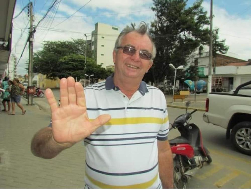 Morre ex-prefeito de Santa Cruz do Capibaribe, Aragãozinho