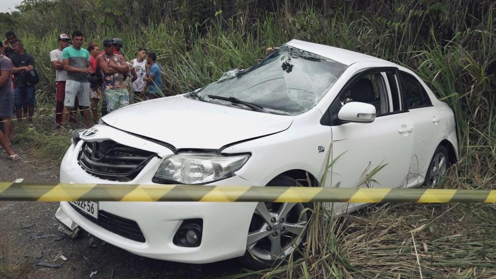 Motorista que conduzia veículo ocupado por 3 garotas que morreram em acidente foi detido após teste do bafômetro