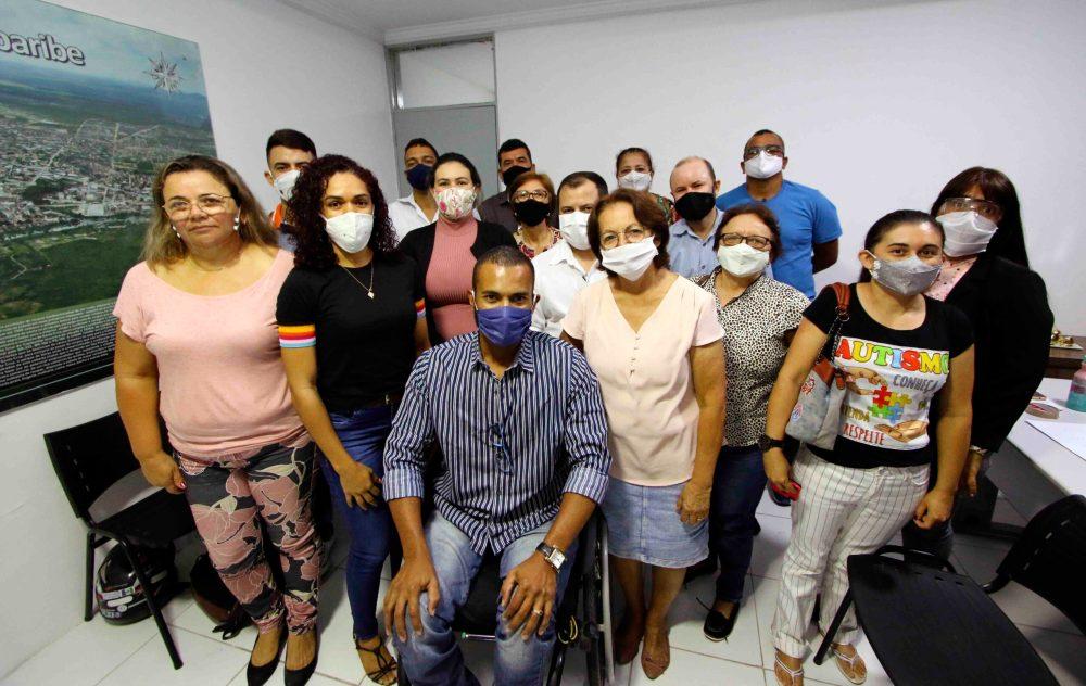 Santa Cruz reativa Conselho Municipal das Pessoas com Deficiência