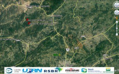 Terra treme mais de dez vezes no Agreste de Pernambuco em menos de 24 horas