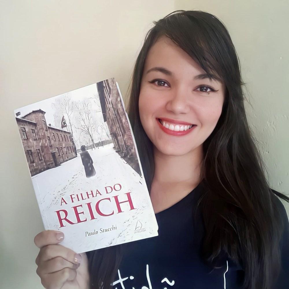 """Diversidade Literária: """"A Filha do Reich"""" de Paulo Stucchi ⎯  análise por Bruna Marques"""